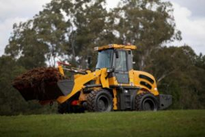 Heavy Duty Zl28 2.8 Ton Wheel Loader with CE pictures & photos