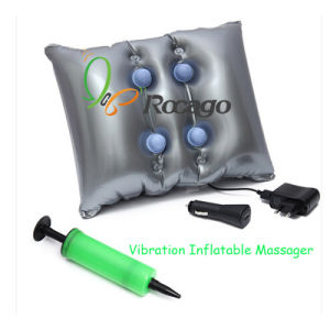 Body Massager, Inflatable Massage Cushion, Vibrating Massage Cushion pictures & photos