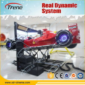 Best Selling Simulator 4D Racing Car Game Machine pictures & photos