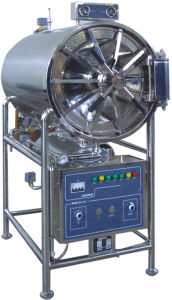 Med-S-Ydc Horizontal Cylindrical Pressure Steam Sterilizer pictures & photos