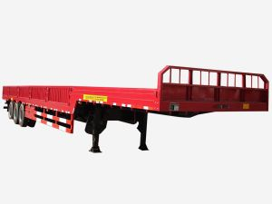 Hot Sale Cargo Semitrailer for Tractor Truck pictures & photos