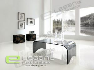 Glass Coffee Table -CB127B pictures & photos