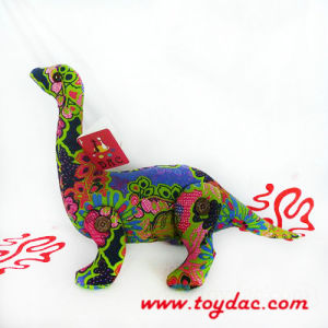 Stuffed Dinosaur Cloth Toy pictures & photos
