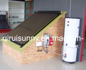 Pressurized Solar Heater Water with CE pictures & photos