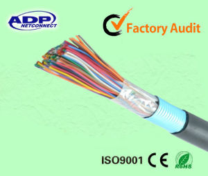 Copper Conductor 10-200pair Without Jelly Filled Duct Telephone Cable Hya pictures & photos