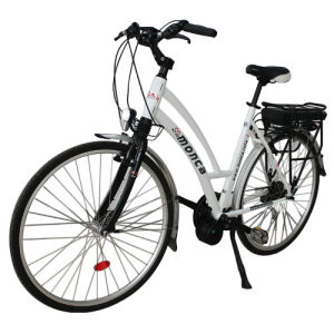 High Quality Electric Bike Middle Driven Motor Hot Sale E Bicycle E-Bike Monca Made Every Heart pictures & photos