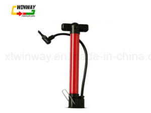 Bicycle Parts 300mm Mini Plastic Bicycle Pump for All Bicycle pictures & photos