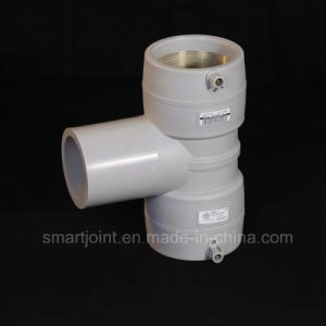 Jilin Smart Joint Pert Electrofusion Equal Tee for Sale pictures & photos