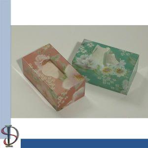 Plastic Box Color Acrylic Tissue Boxes