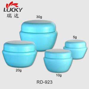 Plastic Cream Jar in Different Volume pictures & photos
