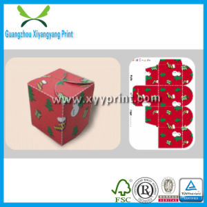 Fancy Vhocolate Paper Packing Box for Wedding Invitation pictures & photos