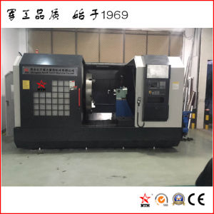 High Quality CNC Lathe for Machining Maine Shaft, Oil Pipe Fittings (CG61160) pictures & photos