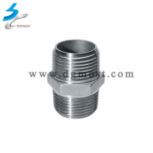 Customized Stainless Steel Cylinder Head Couping Connecting Nuts pictures & photos