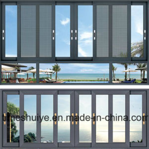 New Aluminum Window with Different Panel Fly Screen pictures & photos