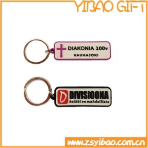 Hot Sale Soft PVC Keychain for Promotional Gift (YB-k-012) pictures & photos