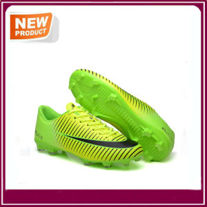 New Athletic Men Soccer Shoes Sports Shoes pictures & photos
