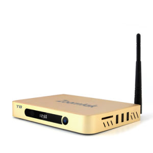 Dreambox T8 with Quad Core Android 4.4 Smart TV Box pictures & photos