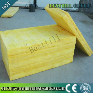 32kg/M3 Thermal Insulation Glass Wool Board