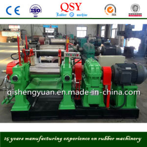 Two Rolls Rubber Mixing Mill Machine pictures & photos