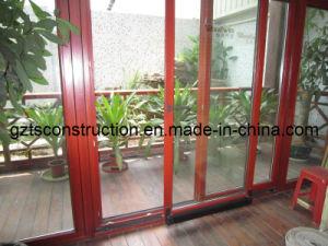 Wooden Tilt-Sliding Door (TS-272) pictures & photos