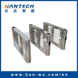 School Waist Height Pedestrian Turnstile for Visitor Management pictures & photos