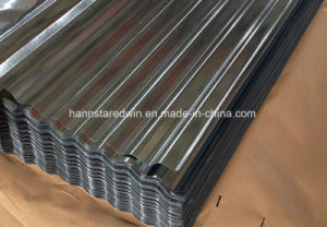 Zincalume / Galvalume Galvanized Corrugated Steel / Iron Roofing Sheets Metal Sheets pictures & photos