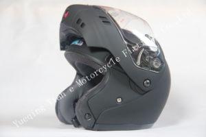 Flip up Helmet (RM-108-mat black) N