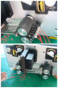 Computerized Wire Cutting And Stripping Machine (ZDBX-7) pictures & photos