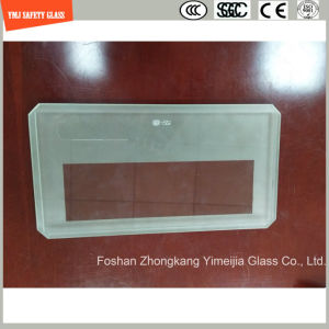 4-19mm Screen Printing Tempered Glass for Panel pictures & photos