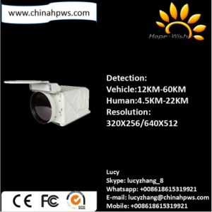 Scanner Ultra Long Range Infrared PTZ CCTV Thermal Imager Camera 17-20km pictures & photos