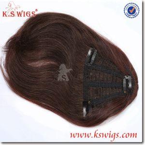 Premium Virgin Hair Fringe Human Hair pictures & photos