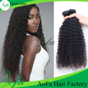 2015 New Natural Unprocessed Pure Virgin Human Hair Extension pictures & photos