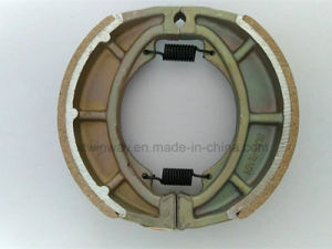 Ww-5115 Gn125/GS125 Motorcycle Parts Brake Pads Alloy Shoe Brake pictures & photos