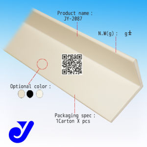 Plastic Guards for Roller Track Plastic Fitting Block Gine