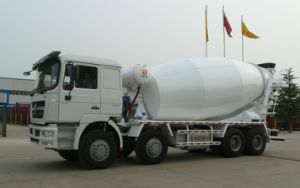 Sinotruk HOWO 12 M3 Concrete Mixer Truck pictures & photos