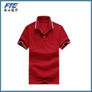 Promotianl Polo Cheap Polyester Polo pictures & photos