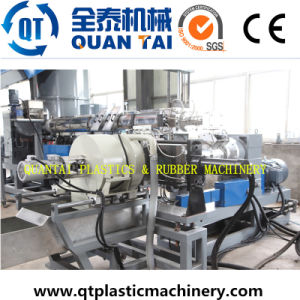 Waste PP PE Film Recycling Machinery / Plastic Granulation Line pictures & photos