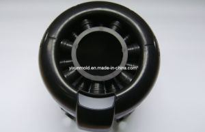 Black Wheel Plastic Injection Mold pictures & photos