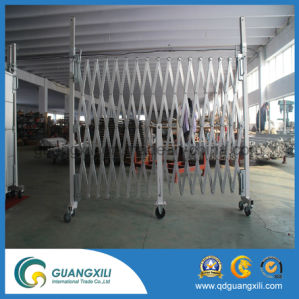 Aluminum Movable Temporary Gate with H2000*5m pictures & photos