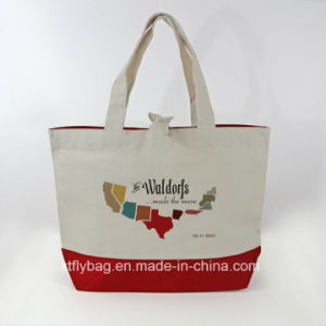 Eco-Friendly Cotton Canvas Bag Handbag Tote Bags pictures & photos