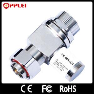 Gas Tube DIN Signal Coaxial Antenna Arrester pictures & photos