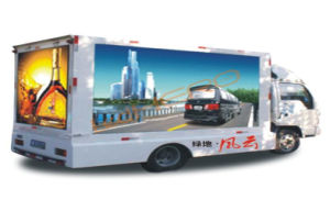 Hot Sale LED Advertising Trailer Made in China