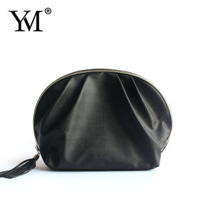 Satin Elegant Cosmetic Bag with Tassel pictures & photos