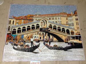 Artistic Mosaic, Mosaic Mural Art Mosaic Picture (HMP806) pictures & photos