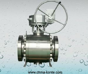 Side Entry Trunnion Ball Valve pictures & photos