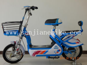 New Product 48V Brushless Electric Bicycle / City E-Bike. OEM (SJEBCTB-015)