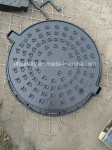 Ductile Iron Man Hole Grating pictures & photos