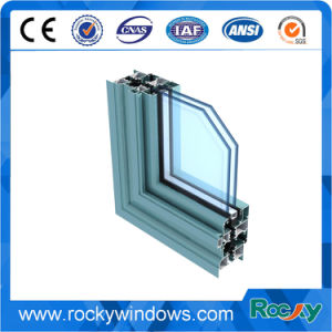 Rocky 6063 Aluminum Door and Window Frames pictures & photos