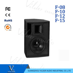 F15+ Professional Audio Single 15′′ Woofer Full Range Speaker pictures & photos