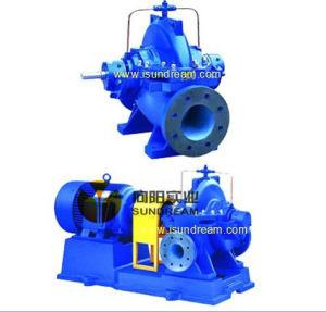 Horizontal Split Case Pump, Double Suction Pump, Split Casing Pump pictures & photos